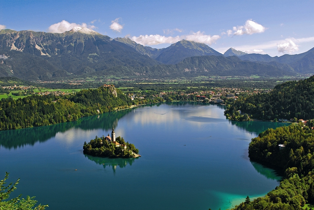sLOVEnia - the only country with the word LOVE in its name!